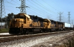 ATSF 3833, 3830, and 3817 on the QNYLA